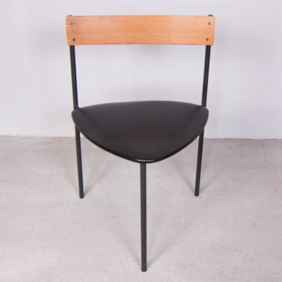 Dinner chair from the fifties by Günter Renkel for Rego Mobile Möbel