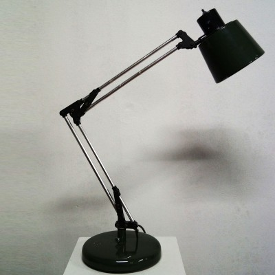 Giotto desk lamp by Luci E Dimensioni, 1960s