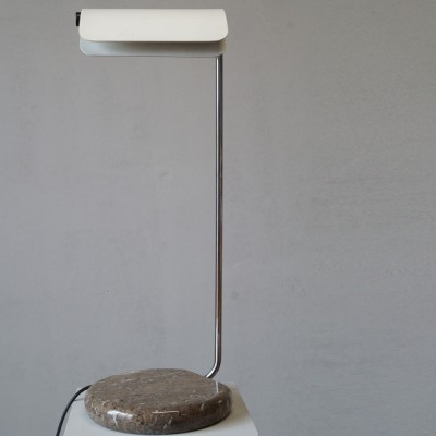 Tegola desk lamp by Bruno Gecchelin for Skipper Pollux, 1970s