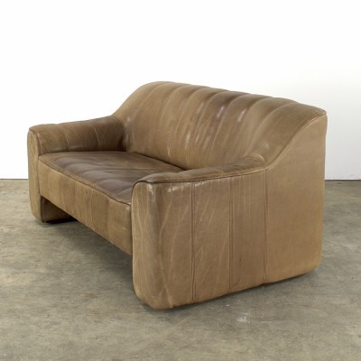 2 DS-44 sofas from the sixties by unknown designer for De Sede