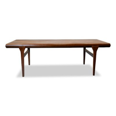 Coffee table by Johannes Andersen for Uldum Møbelfabrik, 1950s