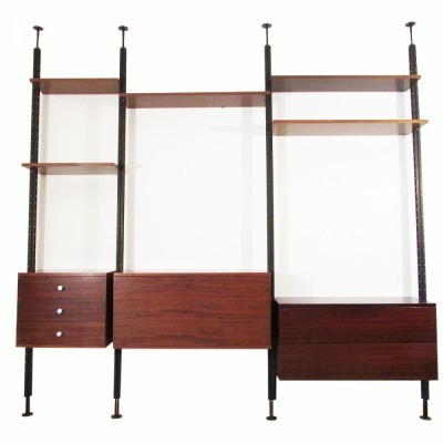 Wall unit from the sixties by unknown designer for Victoria