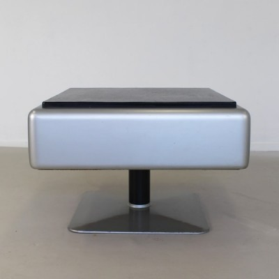 System 350 side table from the seventies by Herbert Hirche for Mauser