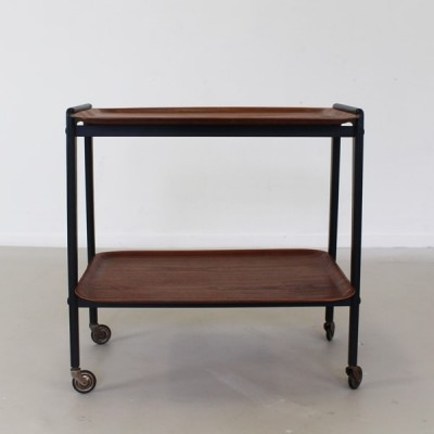 Serving trolley from the sixties by unknown designer for unknown producer