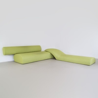 Lava sofa by Studio Vertijet for COR
