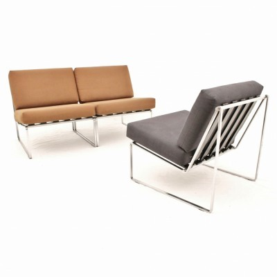Set of 3 Model 024 seating groups from the fifties by Kho Liang Ie for Artifort