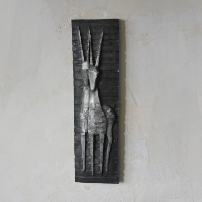 Wall Decoration from the fifties by unknown designer for unknown producer