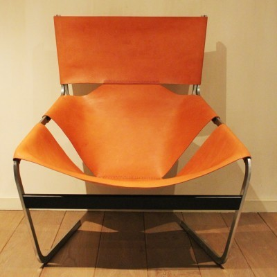 F444 lounge chair by Pierre Paulin for Artifort, 1950s