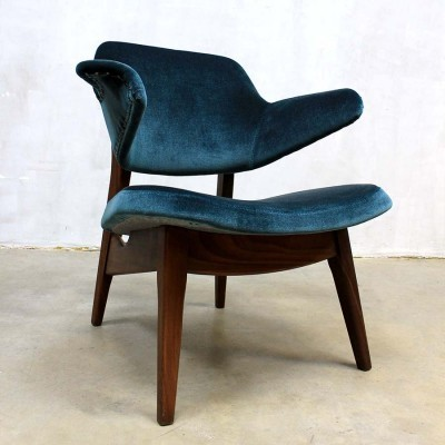 Lounge chair from the sixties by Louis van Teeffelen for Wébé