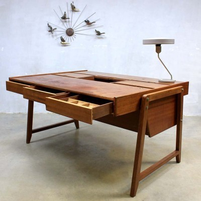 Writing desk from the sixties by Clausen & Maerus for Eden