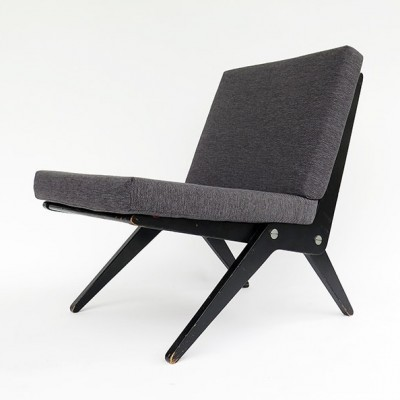 Lounge chair by Albrecht Lange for Soloform, 1950s