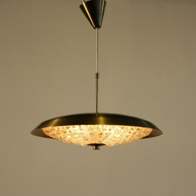 Hanging lamp from the sixties by Carl Fagerlund for Orrefors