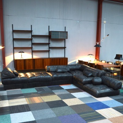 Ds-88 sofa from the seventies by unknown designer for De Sede