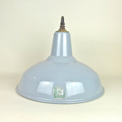 ⌀40cm hanging lamp from the forties by unknown designer for Benjamin