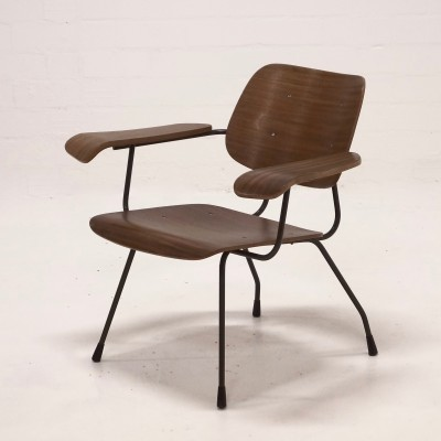 Model 8000 lounge chair from the fifties by Tjerk Reijenga for Pilastro