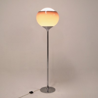 Bud Grande floor lamp from the sixties by unknown designer for Guzzini