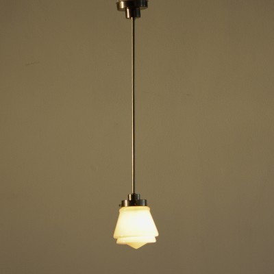 Hanging lamp from the sixties by unknown designer for Gispen