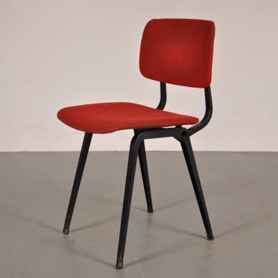 Dinner chair from the sixties by Friso Kramer for Ahrend de Cirkel