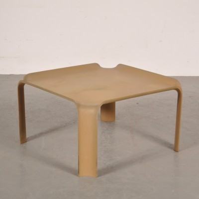 Side table from the sixties by Pierre Paulin for Artifort