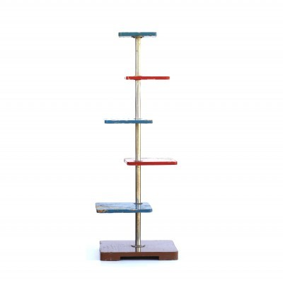 B11 Plant Stand side table from the forties by J. Fenyves for Slezak