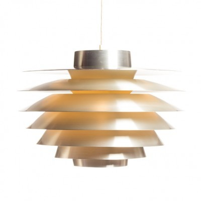 Verona hanging lamp from the fifties by Sven Middelboe for Nordisk Solar