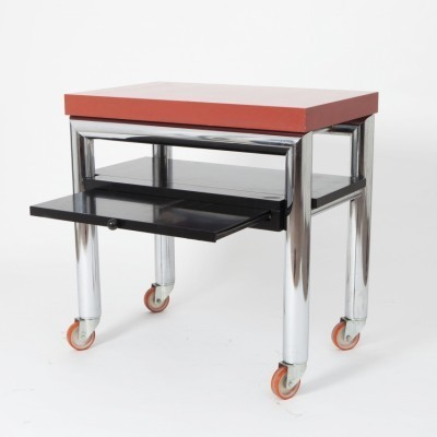 Magic Media Container side table from the nineties by Ettore Sottsass for Philips