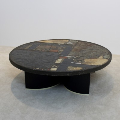Coffee table from the seventies by Paul Kingma for Kingma