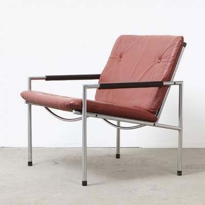 SZ03 lounge chair from the sixties by Martin Visser for Spectrum