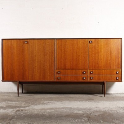 Sideboard from the sixties by Oswald Vermaercke for V Form