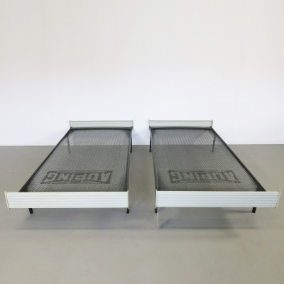 Set of 2 daybeds from the sixties by André Cordemeyer for Auping