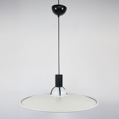 Model No 2133 hanging lamp from the seventies by Gino Sarfatti for Arteluce