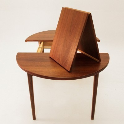 Dining table from the sixties by unknown designer for Hugo Troeds