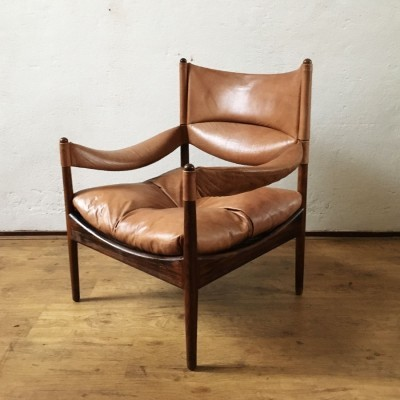 Modus Lounge Chair by Kristian Vedel for Søren Willadsen
