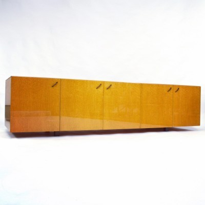 Sideboard by Giovanni Offredi for Saporiti, 1950s