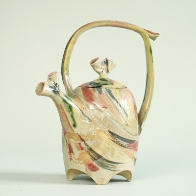 Teapot from the seventies by unknown designer for La Borne