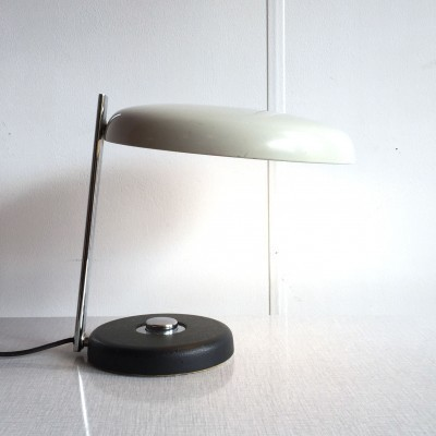 Oslo desk lamp from the sixties by Heinz Pfaender for Hillebrand