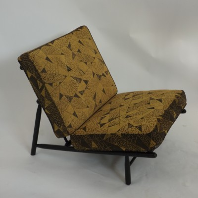 Domus lounge chair from the fifties by Alf Svensson for Dux