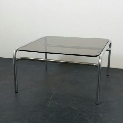 Tz18 coffee table from the seventies by Walter Antonis for Spectrum