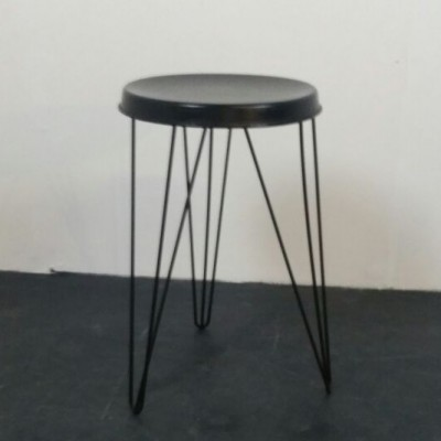 Stool from the fifties by Tjerk Reijenga for Pilastro