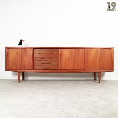 Sideboard from the sixties by Gunni Omann for Axel Christensen