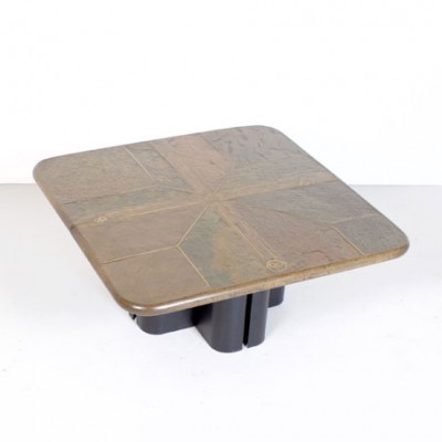 Coffee table from the seventies by Markus Kingma for Kingma