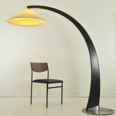 Floor lamp from the nineties by unknown designer for Natuzzi