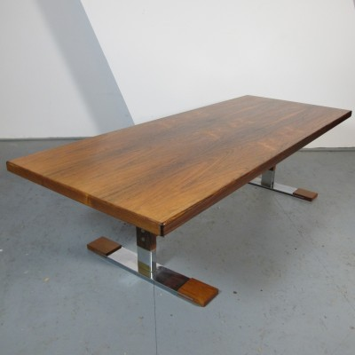 Coffee table from the sixties by unknown designer for Sibast