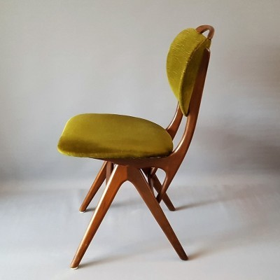 Dinner chair from the sixties by unknown designer for AWA