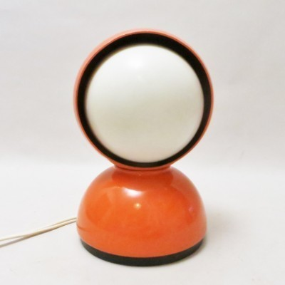 Eclisse desk lamp from the seventies by Vico Magistretti for Artemide