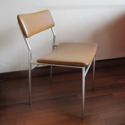 Set of 6 SE07 dinner chairs by Martin Visser for Spectrum, 1960s