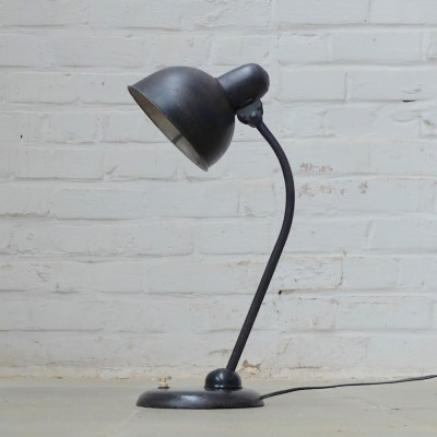 Kaiser Idell desk lamp from the thirties by Christian Dell for Kaiser Leuchten
