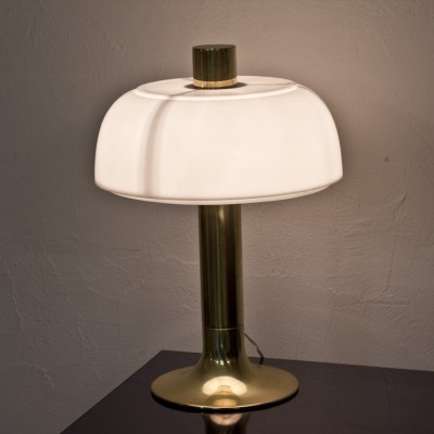 B205 desk lamp from the sixties by Hans Agne Jakobsson for Markaryd