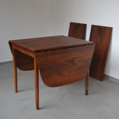 Extendable dining table from the sixties by unknown designer for unknown producer