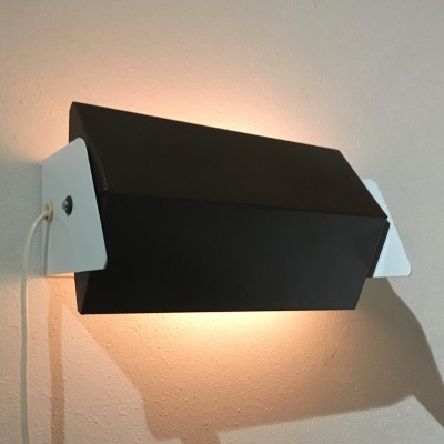 Set of 2 wall lamps from the sixties by J. Hoogervorst for Anvia Almelo